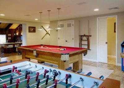 Foosball Game Room Bella Vista sm 400x284 - Home Interiors