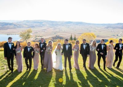 Knapp Wedding Party October 10.7.17 400x284 - Weddings and Events