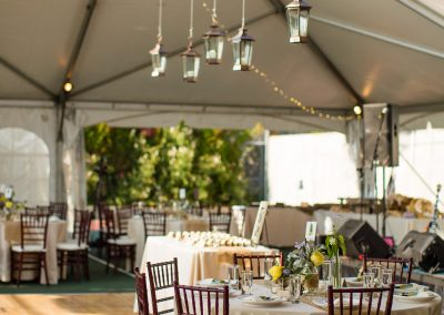 Tent 400x284 - Weddings and Events
