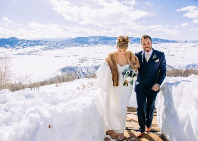 Winter Wedding 400x284 - Weddings and Events