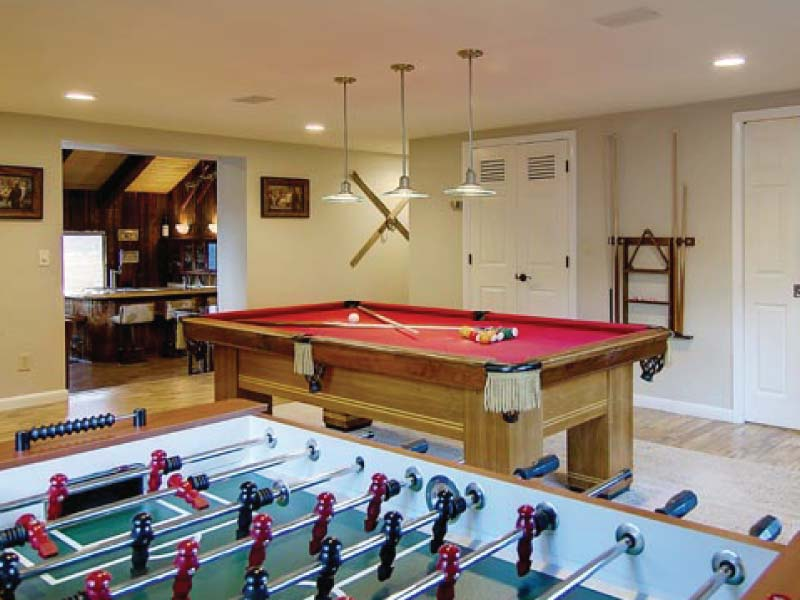 bella vista estate lodge Game Room - Lodge