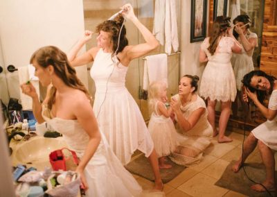 hair makeup 400x284 - Weddings and Events