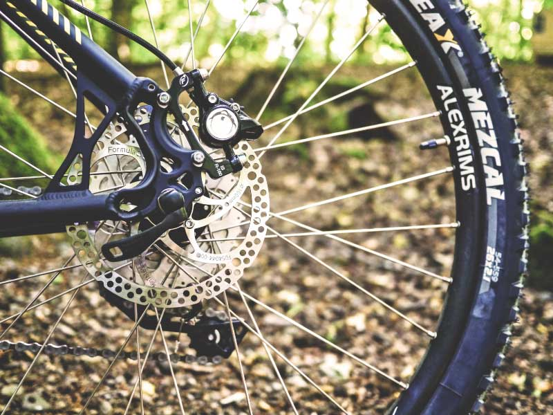 Bella Vista cycling 04 - Cycling