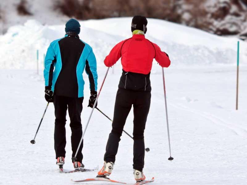 Bella Vista nordic 02 - Nordic Skiing