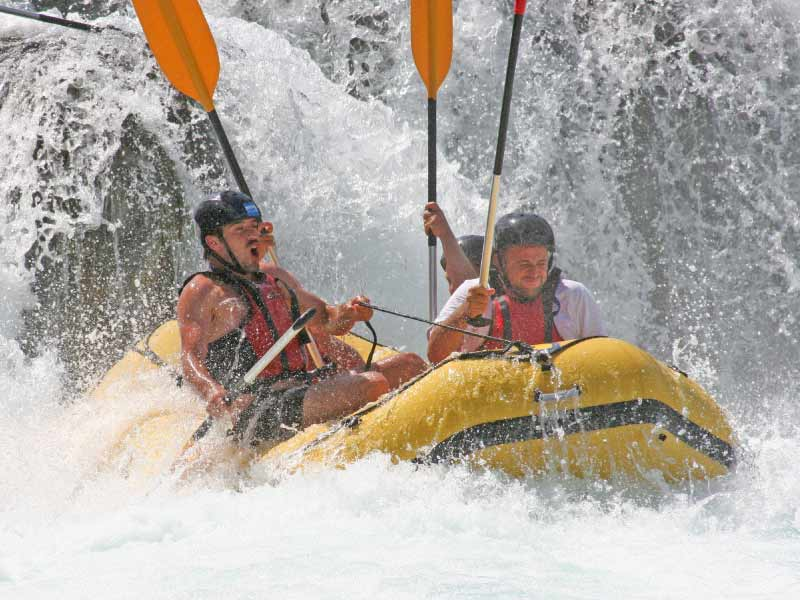 Bella Vista rafting 01 - Rafting