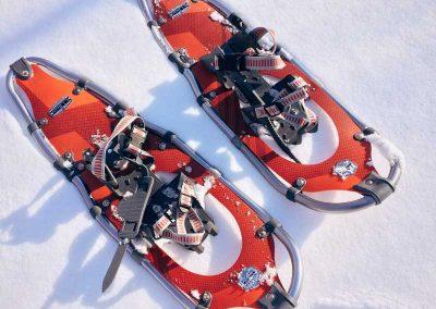 Bella Vista snowshoeing 02 400x284 - Steamboat
