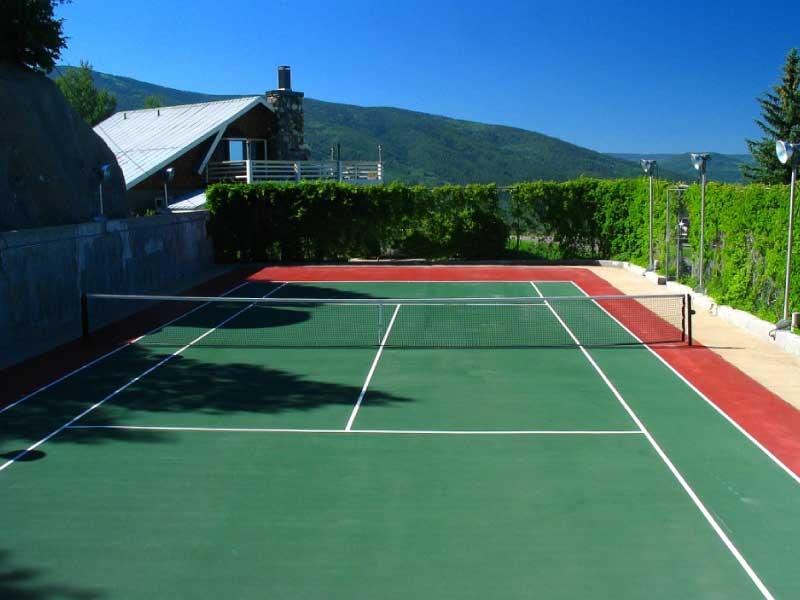 Bella Vista tennis basketball 01 - Tennis & Basketball