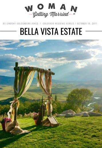 Bella Vista woman getting married - Press
