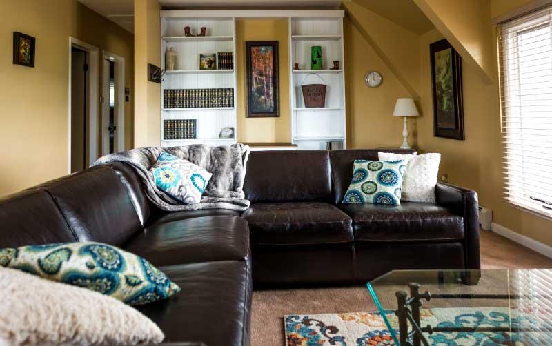 Living Room Upper Cottage Bella Vista 1 - Cottages