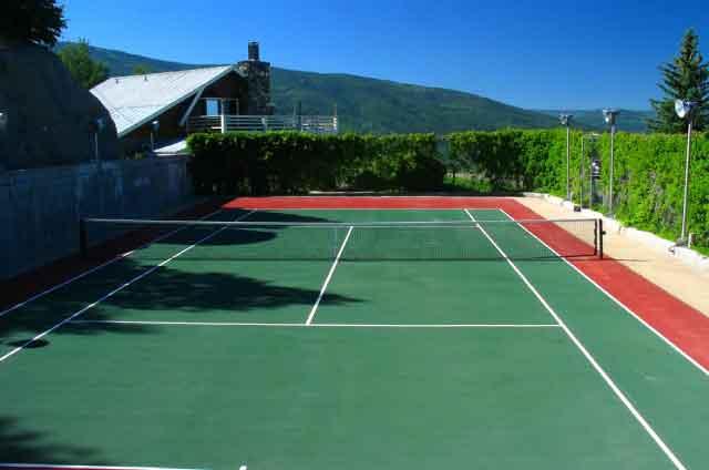 bella vista amentities tennis court - Amenities