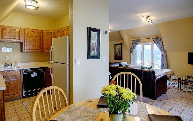 Bella Vista cottages upper living space - Cottages