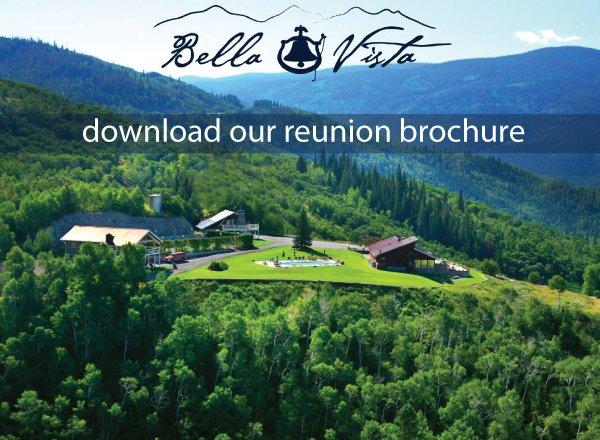 bella vista reunion brochure - Reunions
