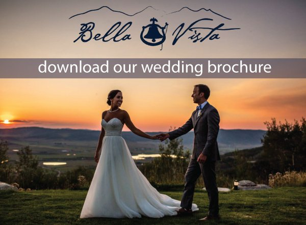 bella vista wedding brochure cover2 - Weddings