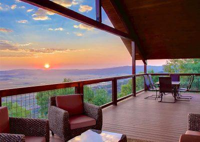 Covered Deck Seating Overlook Bella Vista 400x284 - Summer
