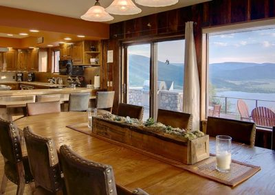 Kitchen Dining Room Open Floorplan Bella Vista 400x284 - Home Interiors