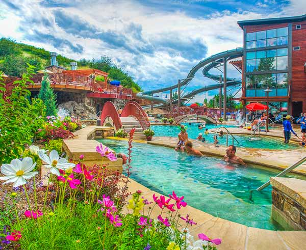 Bella Vista oldtown - Hot Springs