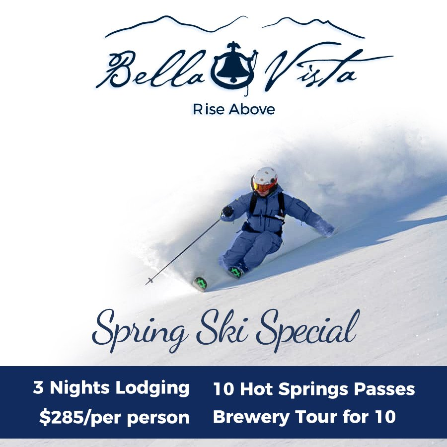 SpringSkiPromo - Group Specials