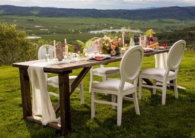 greenery yampa valley views bella vista weddings 400x284 - Weddings and Events