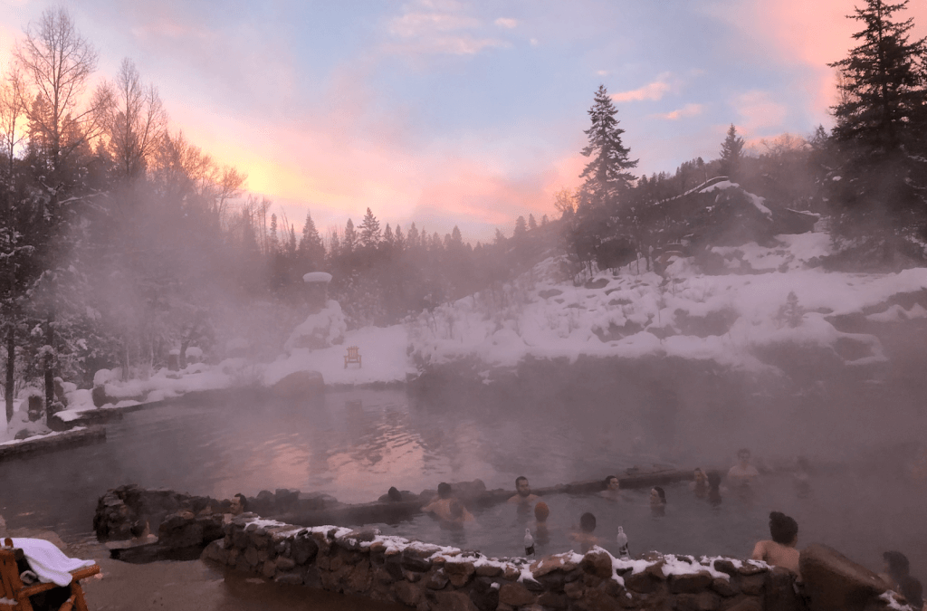 Steamboat's Hot Springs