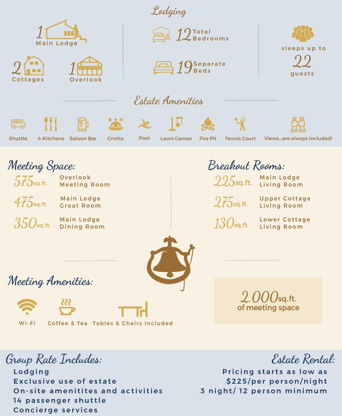 Bella Vista corporate retreats 7 - Corporate Retreats