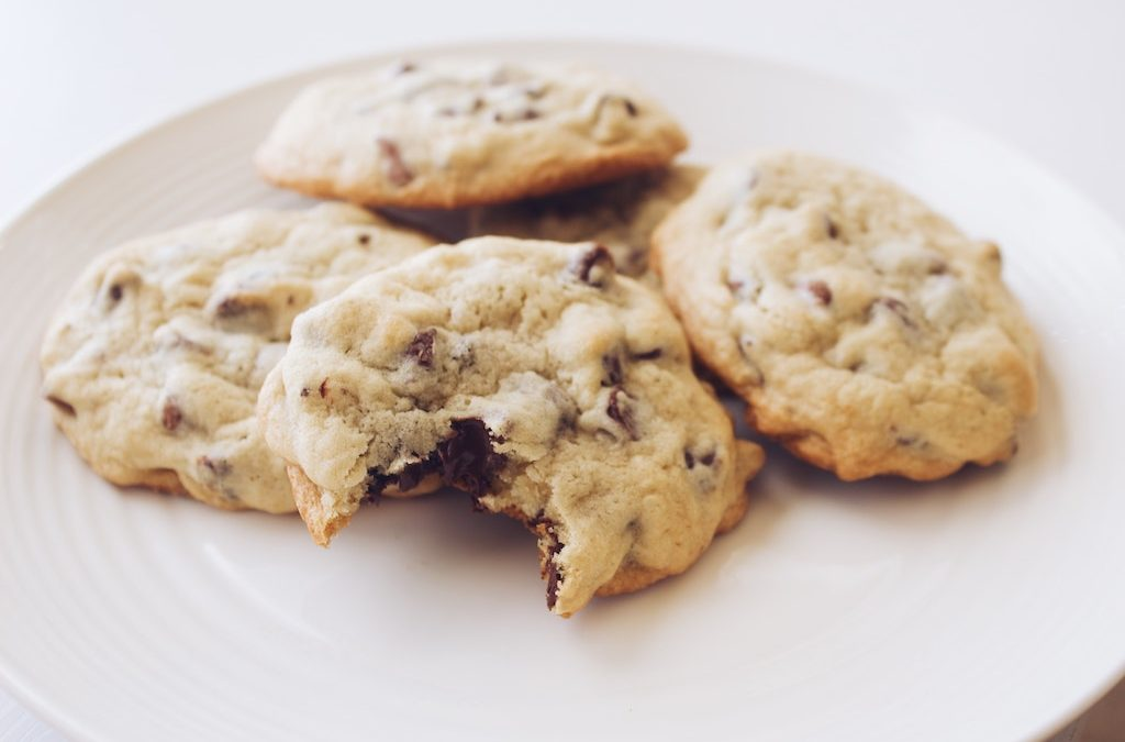 Favorite Recipes: Bella Vista Chocolate Chip Cookies