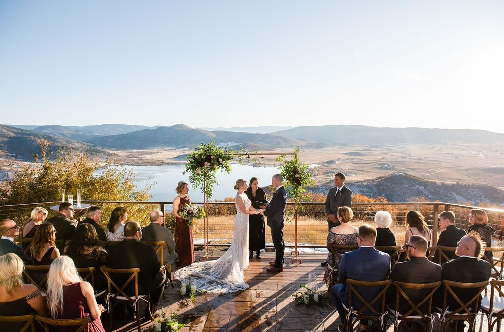 Colorado Destination Mountain Wedding Venue